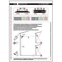 HEATSCOPE-VISION-SPOT-Quick-Installation-Manual-Heater-INT