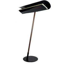 HEATSCOPE FREE, Design-Standloesung, Black/Wood plus VISION BK