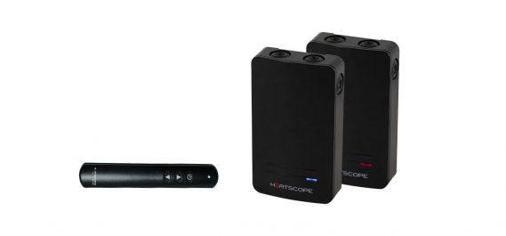 HEATSCOPE SmartBox AllBlack, mit Fernbedienung