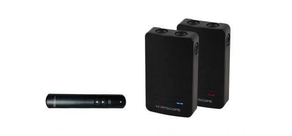 HEATSCOPE SmartBox AllBlack, incl. remote control