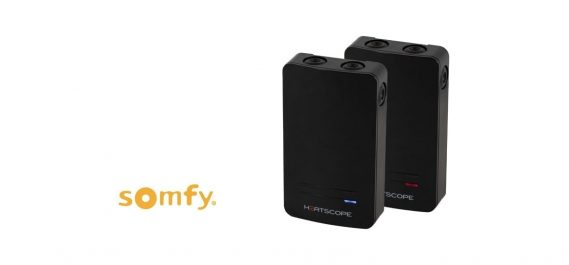 HEATSCOPE SmartBox AllBlack, somfy-Version