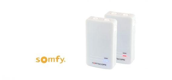 HEATSCOPE SmartBox White, somfy-Version