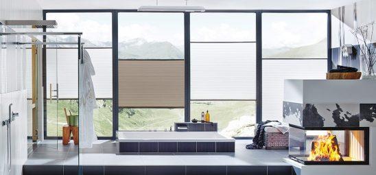 HEATSCOPE VISION, Heizstrahler Bad-Installation, Alpen-Spa, Eppan