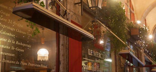 HEATSCOPE VISION Heizstrahler, Installation, Le Merciere, Lyon