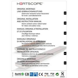HEATSCOPE VISION + SPOT: Bedienungsanleitung