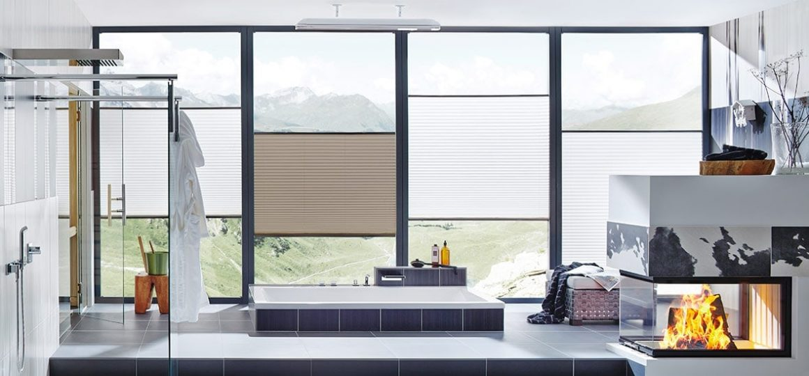HEATSCOPE Vision ambiente heater, Alpen-Spa installation, Eppan, Italy, South Tyrol