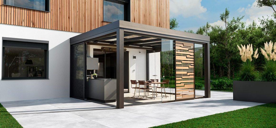 HEATSCOPE Vision Ambiente-Heizstrahler, Glashaus-, Wintergarten, Muenster