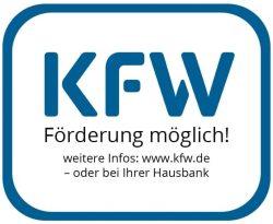 KFW-Foederung moeglich - bei Ihrer Hausbank